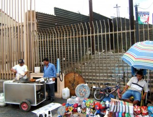 US-Mexico_barrier_at_Tijuana_pedestrian_border_crossing