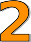 number_2_orange
